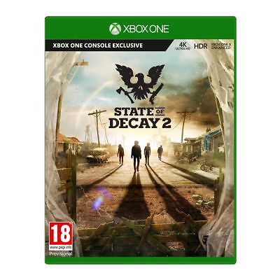 State Of Decay 2 (Xbox One) IN STOCK NOW UK PAL New & Sealed