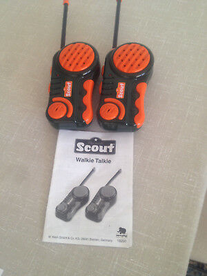 Walkie Talkie Scout für Kinder