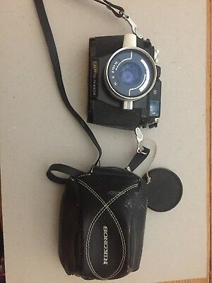 Nikkor Calypso Diving Camera For Servicing