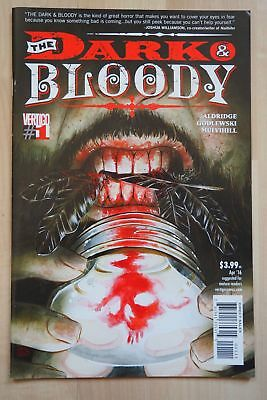 The Dark and Bloody 1 (Vertigo) US Comic