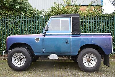 Land Rover Series 3 1983 SWB - one of a kind!