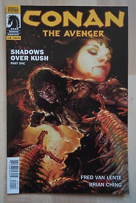Conan the Avenger 1 (Dark Horse) US Comic