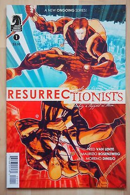 Resurrectionists 1 (Dark Horse) US Comic