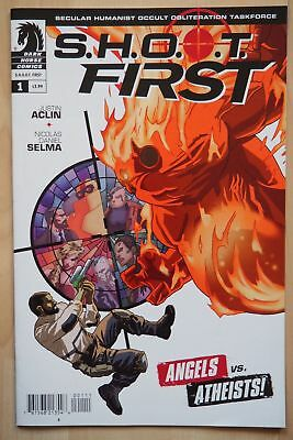 S.H.O.O.T First 1 (Dark Horse) US Comic