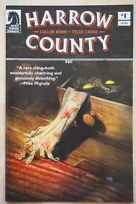 Harrow County 1 (Dark Horse) US Comic