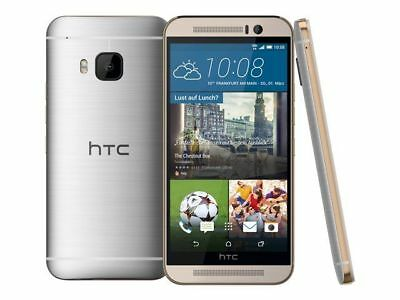 HTC One (M9)  - 32 Go - Couleurs Or & argent