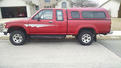 1992 Toyota Other  1992 Red Toyota Pickup For Sale