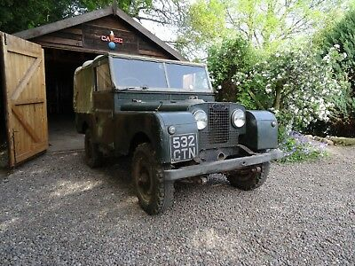 Land Rover Series 1 88inch