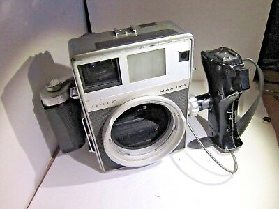 Mamiya Press Super 23 Medium Format Camera Body & 6X7 Roll Film Back