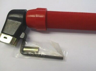 Electrode Holder Twist Type PG 400 Amp Red Handle