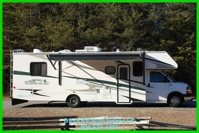 2007 Gulf Stream Yellowstone Used Gas Class C Motor Home Coach RV Slide