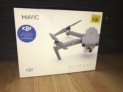 DJI Mavic Pro Drone Fly More Combo, 4K camera, with Extras, very gd condition