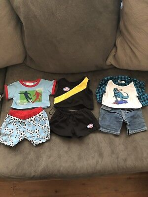 Build A Bear Boys Outfits !!!