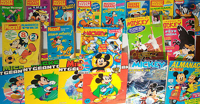 Joli Lot 20 Ex. Journal De Mickey Parade  Geant...