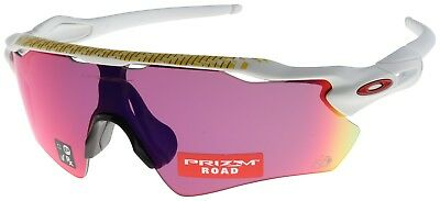 Oakley Radar EV Path Sunglasses OO9208-5038 Matte White | Prizm Road Lens | BNIB