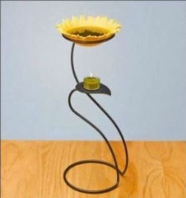 PartyLite ~ Sunflower Aroma Melts Warmer ~ P90255 ~ New In Box