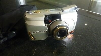 olympus mju wide zoom 80 deluxe gold  camera  Camera film 35mm