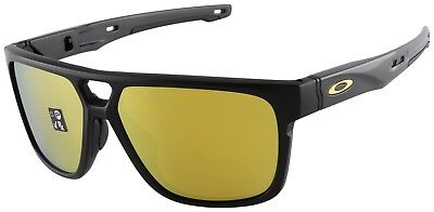 758cacd4af5 OAKLEY CROSSRANGE PATCH Sunglasses OO9382-0460 Matte Black