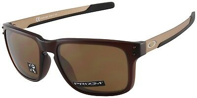 Oakley Holbrook Mix Sunglasses OO9384-0857 Rootbeer   Prizm Tungsten Polarized