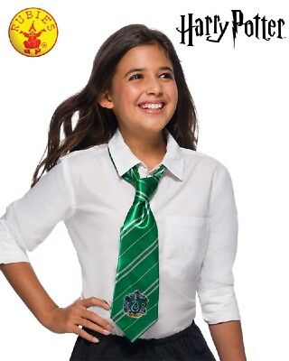 Harry Potter Slytherin Tie from Rubies
