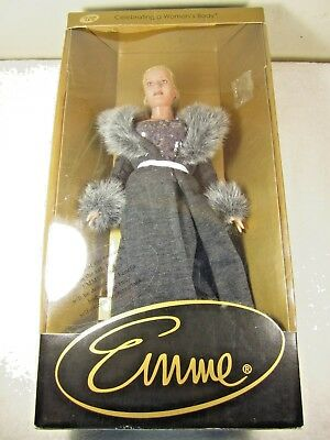 2002 Tonner Emme Energy Full Figured Fashion Doll 16 in.