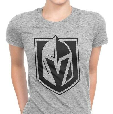 Las Vegas Strong Golden Knights Grey Women Shirt