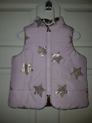 Seed girls size 2 vest