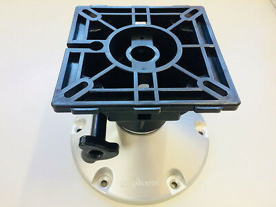 Fixed Seat Pedestal Swivel Top Boat Marine - 183mm