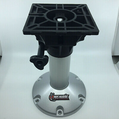 Fixed Seat Pedestal Boat Marine - 330mm