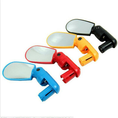 Hot Mini Rotate Flexible Universal MTK Bicycle Cycling Rearview Handlebar Mirror