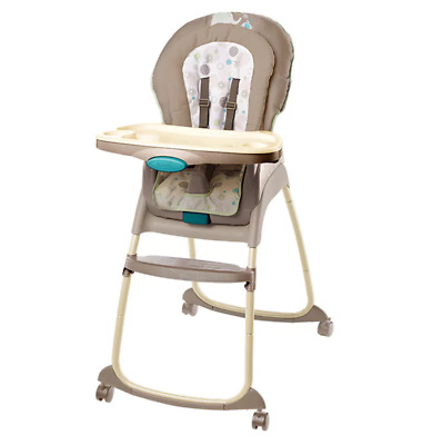 NEW InGenuity Trio 3-in-1 Deluxe High Chair Sahara Burst - Free ship!