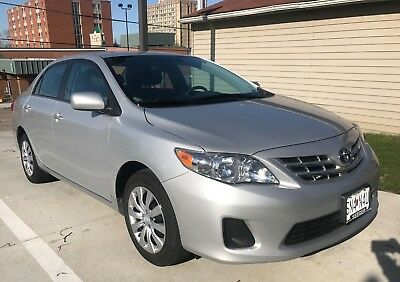 2013 Toyota Corolla  2013 Toyota Corolla LE Excellent Condition, UNBELIEVABLY Low Mileage 12700 miles