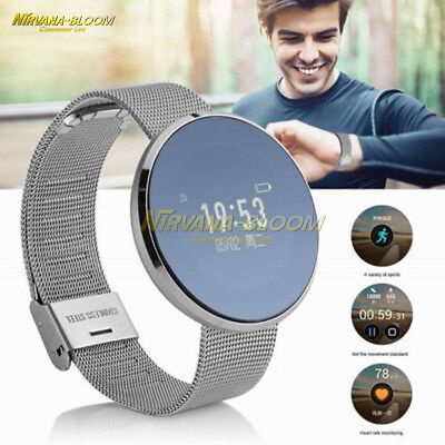 Waterproof Bluetooth Smart Watch Phone Mate Touch screen For iOS/Android iPhone