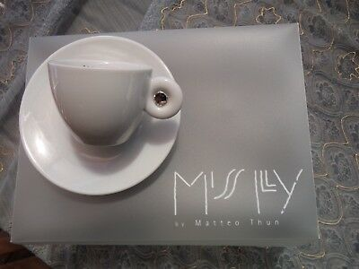 ILLY cup Collection 2001 MATTEO THUN MISS ILLY. Single espresso