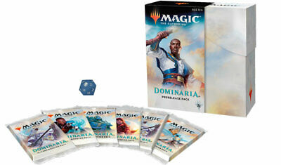Magic: The Gathering Dominaria Pre release Pack - English