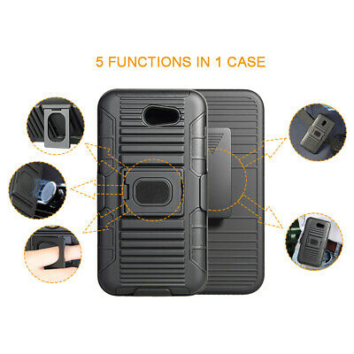 Full Body Protection Case With Belt Clip Holster FoR Samsung Galaxy J7 2017