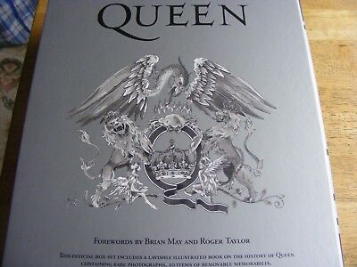 The Treasures Of Queen Official Box Set