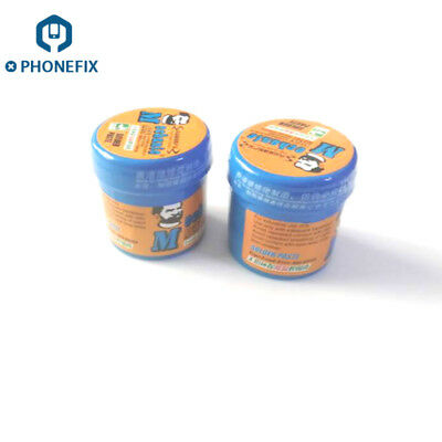 Lead-free Low Temperature SMT Melting Point 138℃ Solder Paste 60g Phone Repair