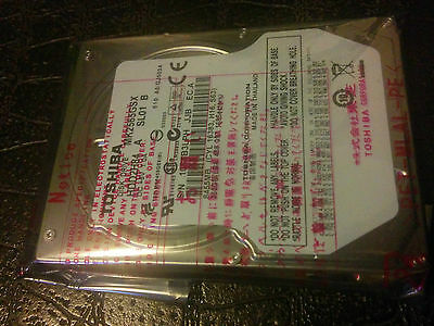 Brand New Toshiba Hdd Hard Drive Sata 2.5 Inch 250 G Still In Sealed Packaging