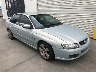 Holden Commodore SVZ 2006 Automatic 3.6LT