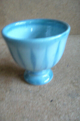 Large Blue China Egg Cup (Box #3)