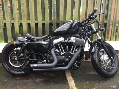 Harley Davidson Sportster Forty Eight (48)