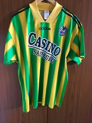 Casino (Red Bull) Salzburg Away Top 1996-1997- Size XL