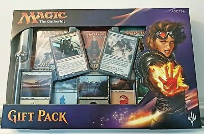 MAGIC THE GATHERING TCG GIFT BOX 52 Cards GENUINE & AUTHENTIC, NEW & SEALED