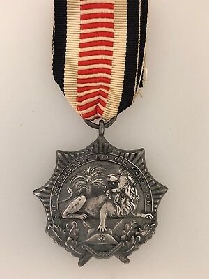 GENUINE WWI Imperial Germany/German Lion order. Colonial award for Africa