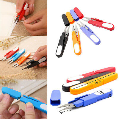 1pc Sewing Scissor Clothes Thread Embroidery Craft Clipper Cutter Tailor Nippers