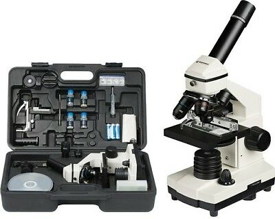 Bresser Microscope Biolux NV 20x-1280x With Accessories + Hard Case
