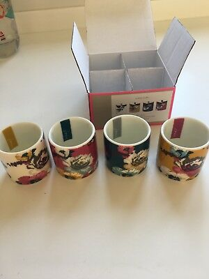 4 brand new Joules egg cups x dippy mulppsy