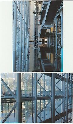 2 x UK Exhibition Pavilion by Nick Grimshaw, Real Photo for Expo'92 Seville