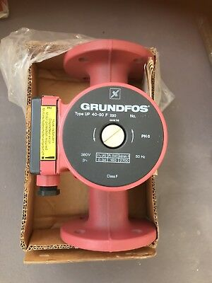 Grundfos UP UPD 40-50 F 250 Old Shape Replacement Head 415v 52992095 #880